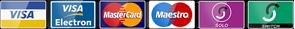 Creidt card icons